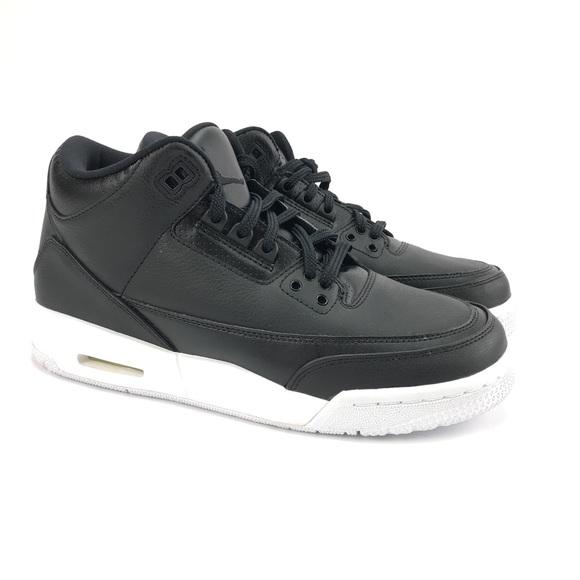 competitive price 34bab c9d51 Nike Air Jordan Youth Boy 3 Retro Cyber Monday